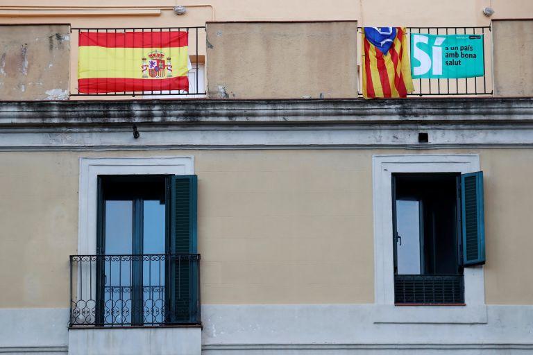 Καταλωνία: Απογοητευτικό το ότι η ΕΕ δεν ενθαρρύνει το διάλογο Μαδρίτης - Βαρκελώνης | tanea.gr