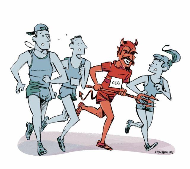 Τα 7 θανάσιμα αμαρτήματα του πρώτου σας Μαραθωνίου | tanea.gr