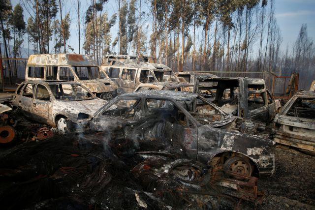 Δεκάδες οι νεκροί από τις πυρκαγιές στην Πορτογαλία | tanea.gr