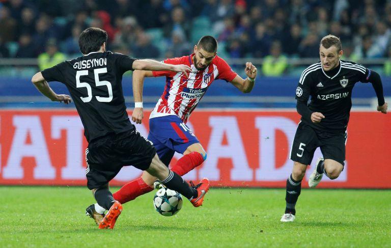 Τσάμπιονς Λιγκ: Tρίτο ματς χωρίς νίκη η Ατλέτικο Μαδρίτης | tanea.gr