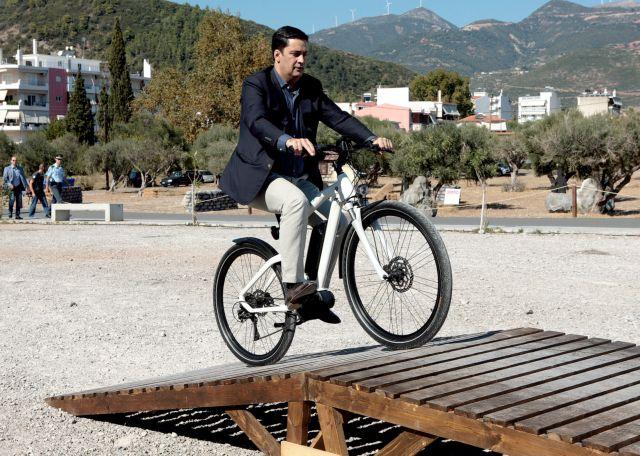 To ποδήλατο βασικό εργαλείο του εναλλακτικού τουρισμού | tanea.gr
