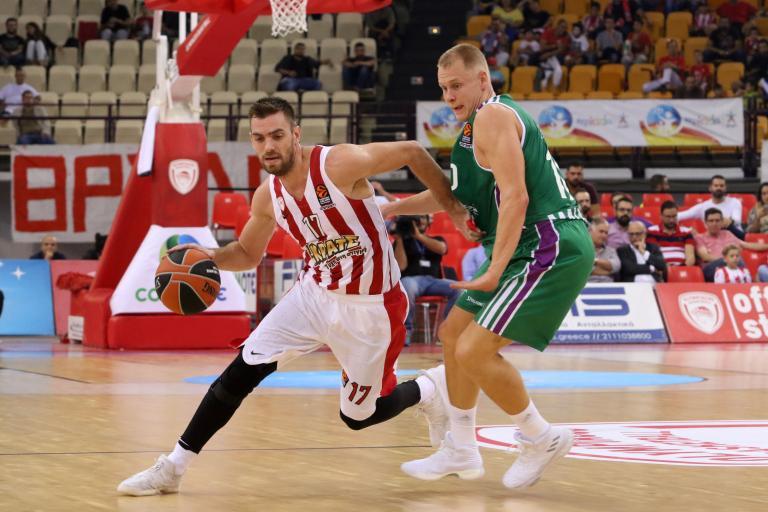 Ευρωλίγκα: Δεύτερη νίκη του Ολυμπιακού, 80-75 τη Μάλαγα | tanea.gr
