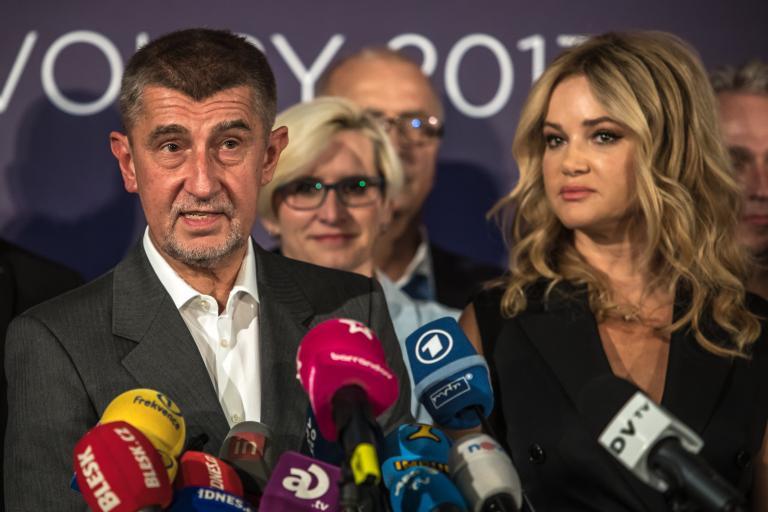 Τσεχία: Νικητής των εκλογών αναδεικνύεται ο Α. Μπάμπις | tanea.gr