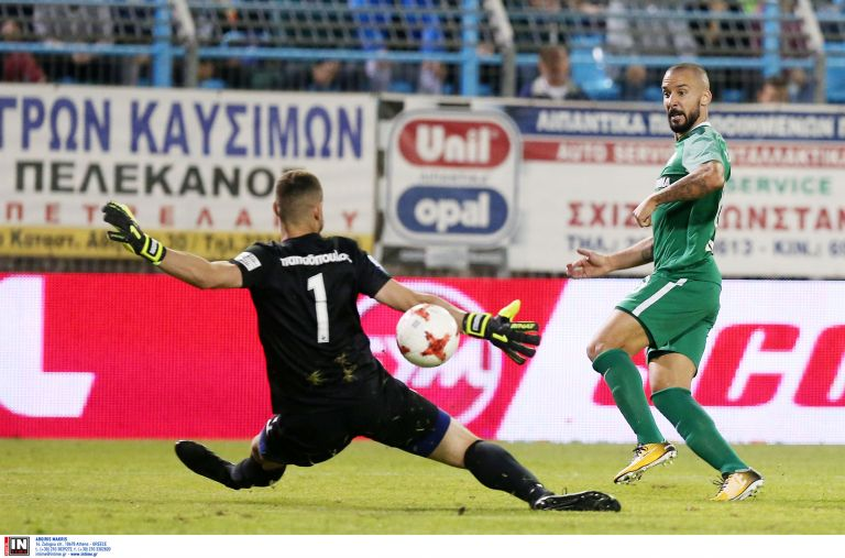 Ο Μολίνς «έσωσε την παρτίδα» για τον Παναθηναϊκό, 1-1 στη Λαμία | tanea.gr