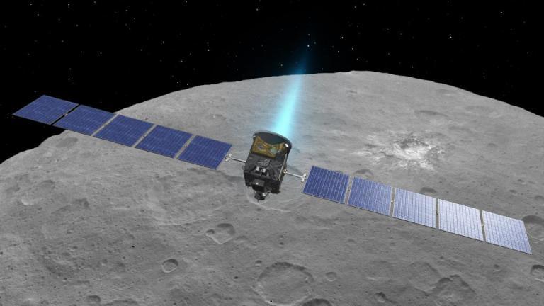 Νέα παράταση στην αποστολή Dawn στον νάνο πλανήτη Δήμητρα | tanea.gr