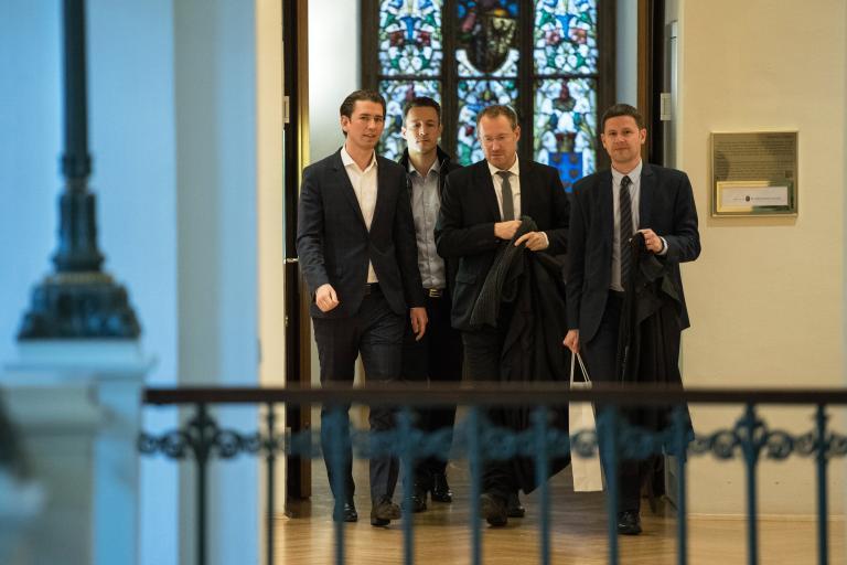 Αυστρία: Εναρξη των διαπραγματεύσεων σχηματισμού της κυβέρνησης | tanea.gr