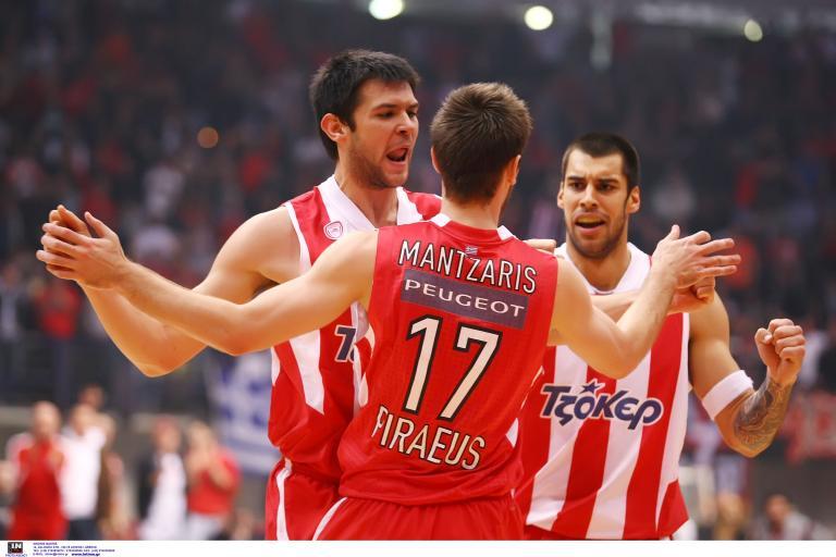Μπάσκετ: Εκτός «παραθύρων» οι διεθνείς του Ολυμπιακού   tanea.gr
