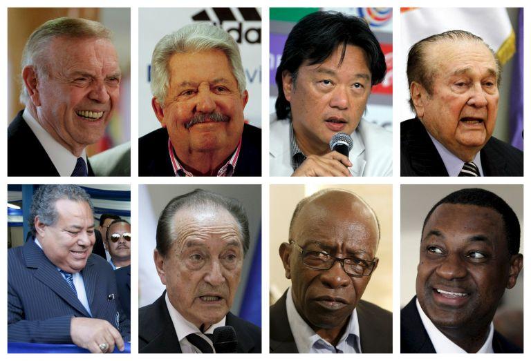 FIFA: Ισόβιος αποκλεισμός για διαφθορά σε τρεις πρώην αξιωματούχους | tanea.gr