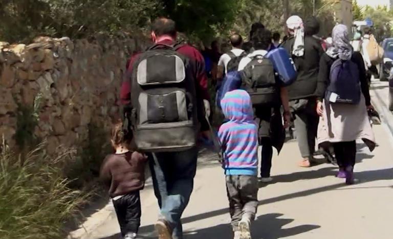 Χίος: Επεισόδια μεταξύ προσφύγων και μεταναστών | tanea.gr
