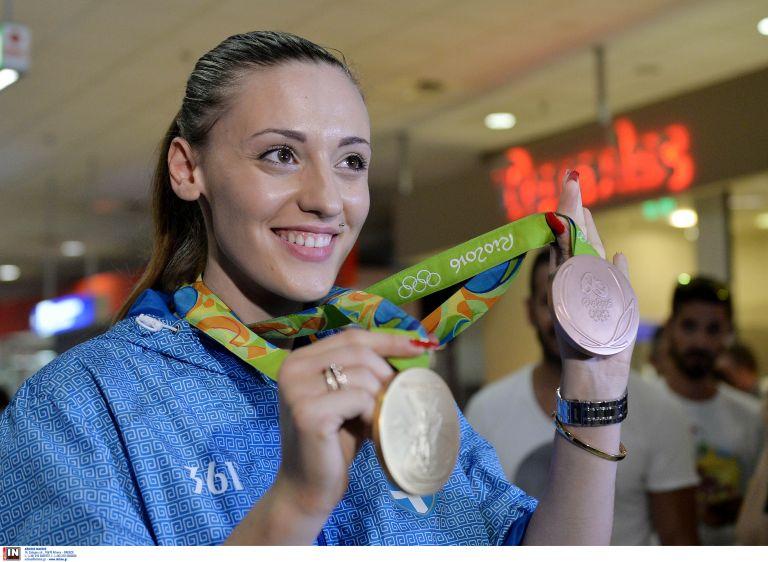 ΔΟΕ: Η Κορακάκη αθλήτρια-πρότυπο για τους Ολυμπιακούς Αγώνες Νέων | tanea.gr