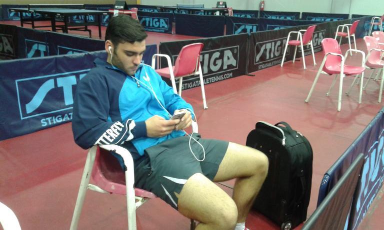 Πινγκ-πονγκ: Στους Ολυμπιακούς Αγώνες Νέων, ο Σγουρόπουλος   tanea.gr