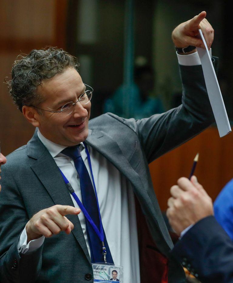 Ντάισελμπλουμ: Οι φορολογούμενοι έσωσαν τις τράπεζες | tanea.gr