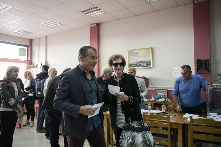 Συγχαρητήρια Θεοδωράκη στη Φώφη Γεννηματά | tanea.gr