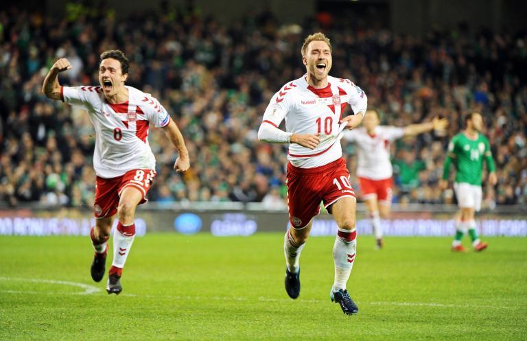 Με πρωταγωνιστή τον Ερικσεν η Δανία προκρίθηκε στο Μουντιάλ   tanea.gr
