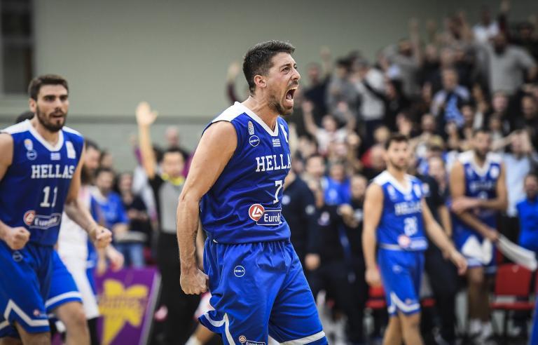 Η Εθνική μπάσκετ νίκησε στην παράταση τη Μ. Βρετανία   tanea.gr
