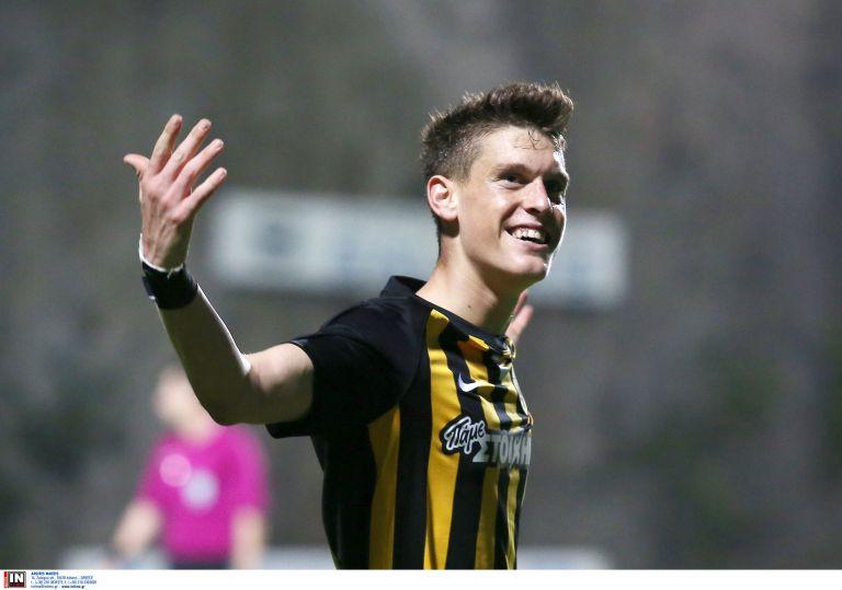 Ο νεαρός Γιούσης ήταν ο πρωταγωνιστής της ΑΕΚ στην Καλλιθέα | tanea.gr