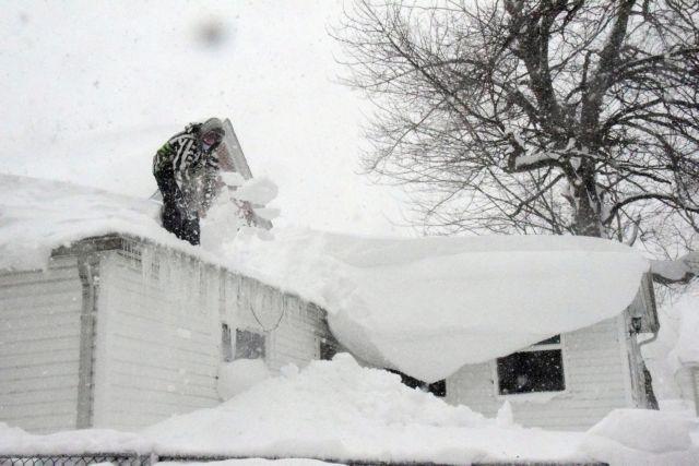 Ψύχος στις ΗΠΑ, στους -37 η θερμοκρασία στη Μινεσότα | tanea.gr