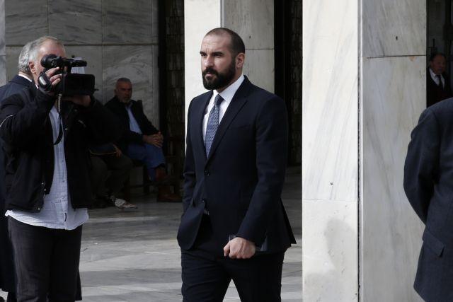Τζανακόπουλος: Έξοδος από το μνημόνιο με ολοκλήρωση της αξιολόγησης   tanea.gr
