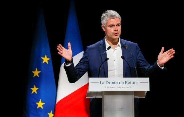 Γαλλία: Ο Βοκιέ είναι ο νέος ηγέτης της Κεντροδεξιάς | tanea.gr