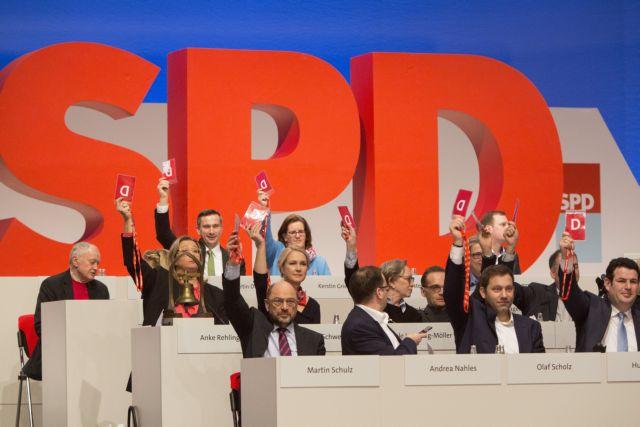 SPD: Αποφασίζει την Παρασκευή για τις διερευνητικές | tanea.gr