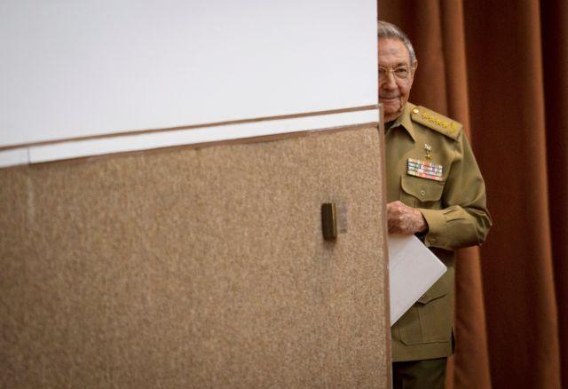 Εγκαταλείπει και ο Ραούλ Κάστρο την προεδρία   tanea.gr