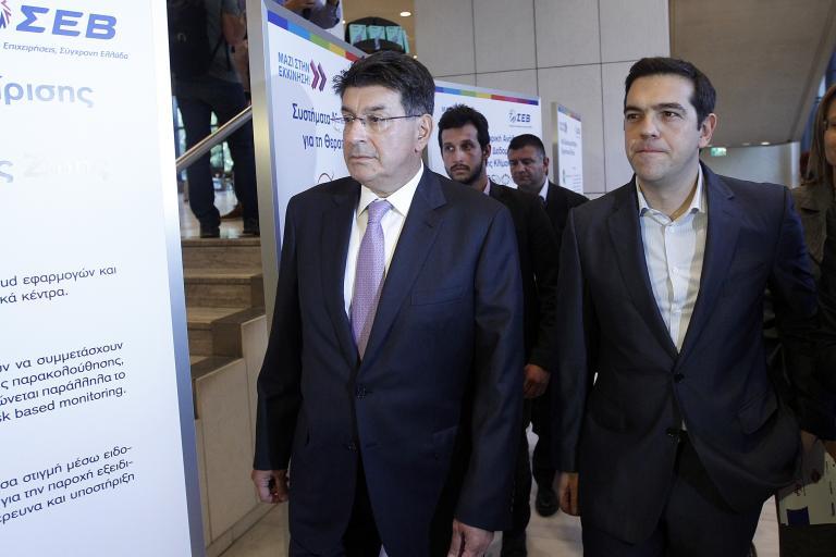 Greek industrialists warn over state handouts, plans to hike minimum wage   tanea.gr
