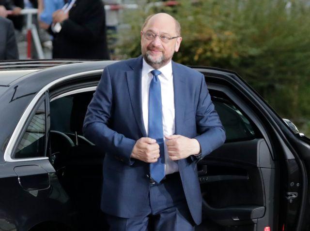 Σουλτς: «Θα υπάρξει ευρωπαίος υπουργός Οικονομικών» | tanea.gr