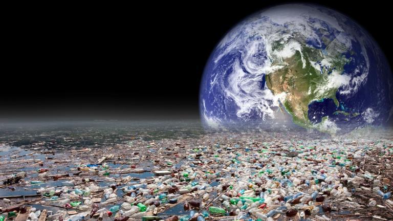Οι επιστήμονες προειδοποιούν: Η Γη δεν αντέχει άλλα πλαστικά! | tanea.gr