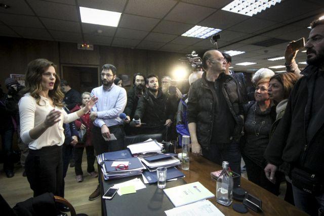 Αντιπαράθεση Παφίλη – Αχτσιόγλου για τις απεργίες   tanea.gr