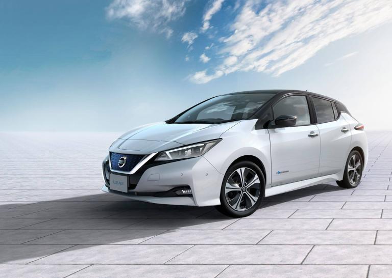 Nissan LEAF: Έπιασε τις 300.000 πωλήσεις | tanea.gr