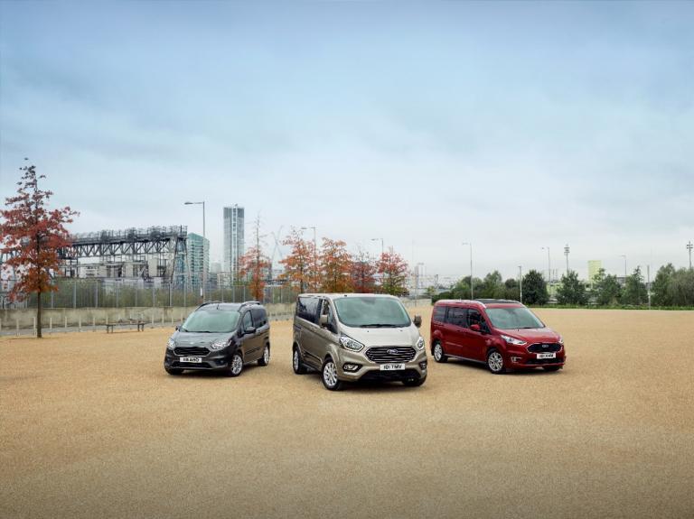 Ford Tourneo: Πρεμιέρα στην Έκθεση των Βρυξελλών | tanea.gr