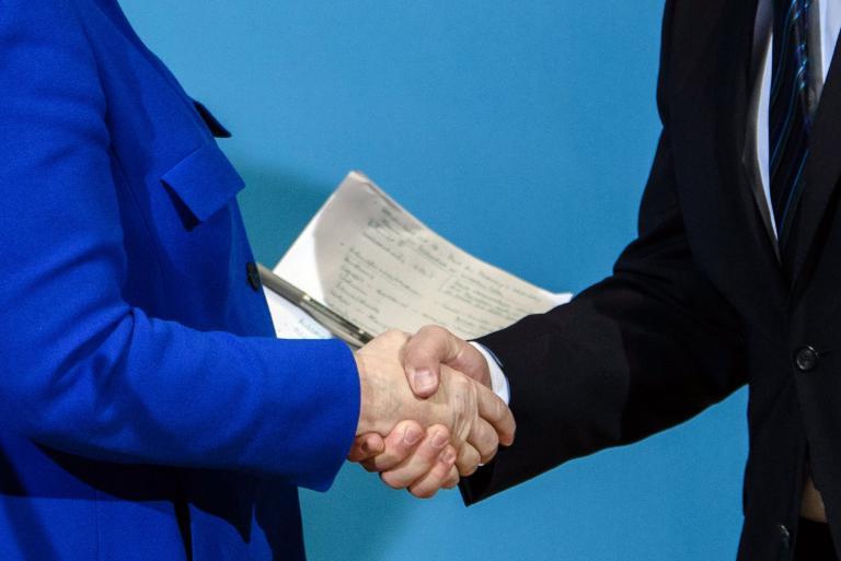 Mέρκελ: Ελπίζω ότι θα έχουμε κυβέρνηση πριν το Πάσχα | tanea.gr