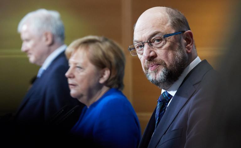 Τα 6 στελέχη του SPD που τάσσονται κατά της κυβέρνησης | tanea.gr