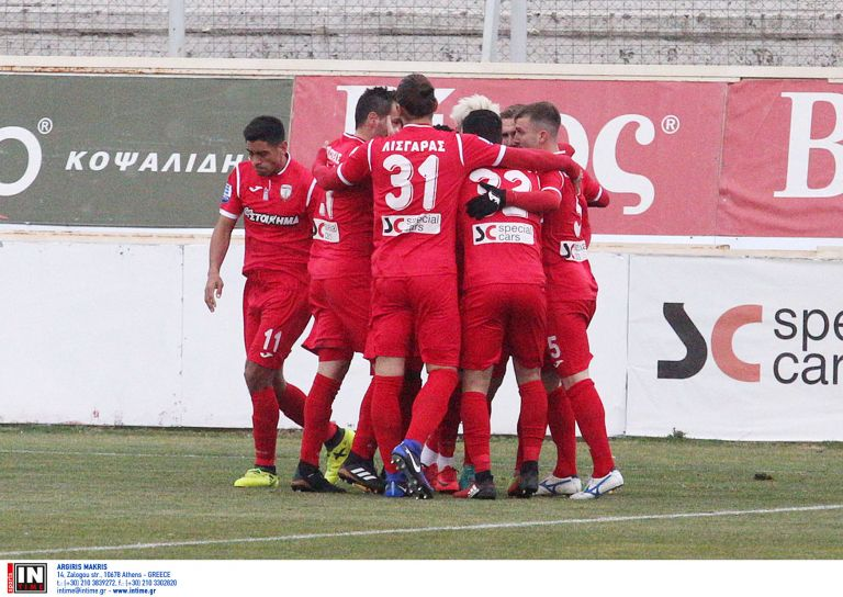 H Ξάνθη νίκησε 3-2 τον Πλατανιά | tanea.gr