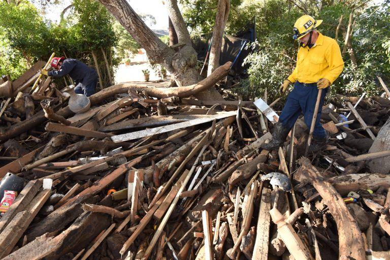 ΗΠΑ: 19 οι νεκροί από τη λάσπη στην Καλιφόρνια   tanea.gr