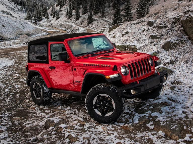 Jeep Wrangler: Και σε υβριδική εκδοχή | tanea.gr