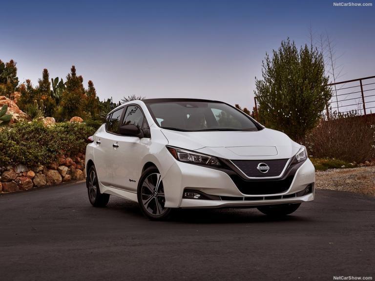 Μεγάλη ζήτηση για το Nissan Leaf   tanea.gr