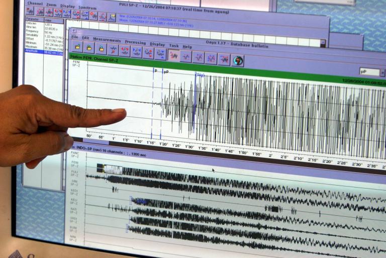Σεισμική δόνηση 4 Ρίχτερ νότια της Μεσσηνίας | tanea.gr