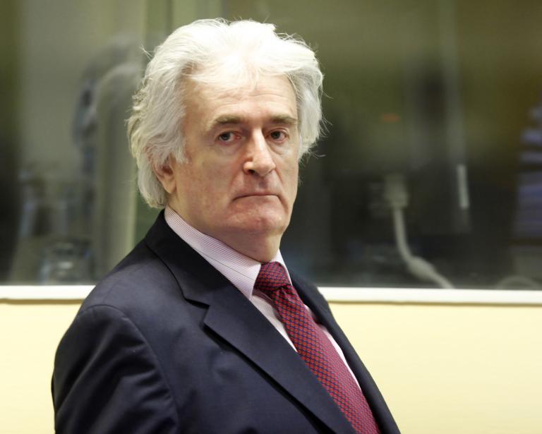 Τον Απρίλη θα εκδικασθεί στη Χάγη η έφεση Κάρατζιτς | tanea.gr