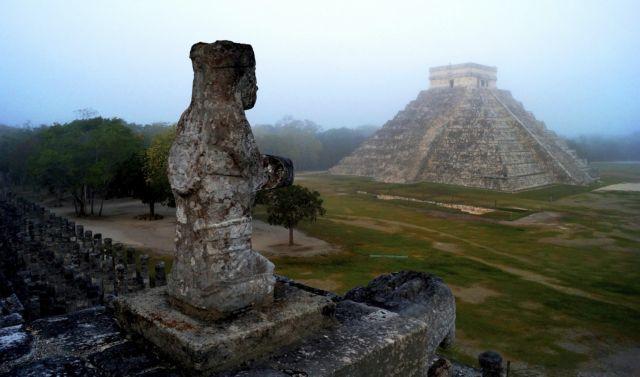 Ανακάλυψαν αρχαία πόλη των Μάγια κρυμμένη στη ζούγκλα της Γουατεμάλας | tanea.gr