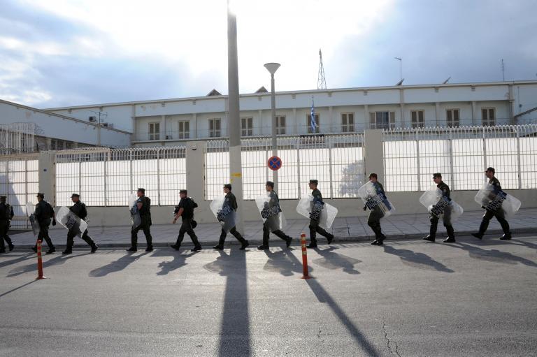 Τέλος στην ένταση στις φυλακές Κορυδαλλού | tanea.gr