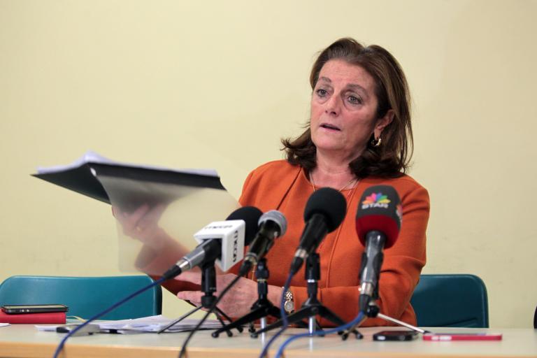 Μήνυση κατά του προστατευόμενου μάρτυρα κατέθεσε η Mένη Μαλλιώρη | tanea.gr