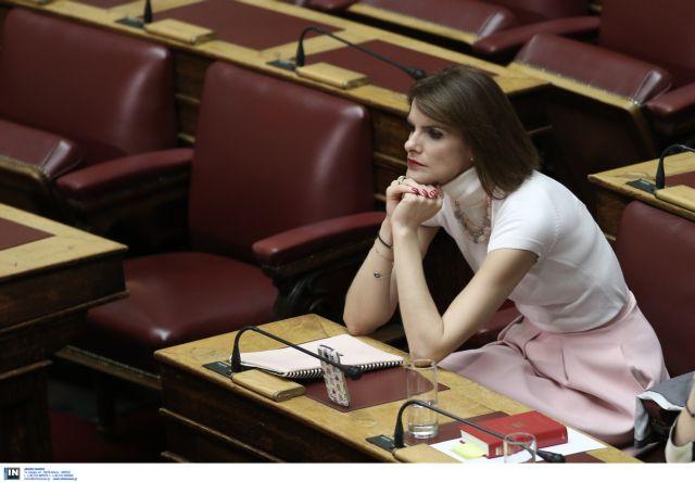 Στη ΝΔ προσχώρησε η βουλευτής Κατερίνα Μάρκου   tanea.gr