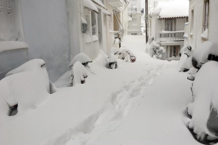 Καταιγίδες και χιόνια για μία ημέρα – Η «Λητώ» θα σαρώσει την Ελλάδα | tanea.gr