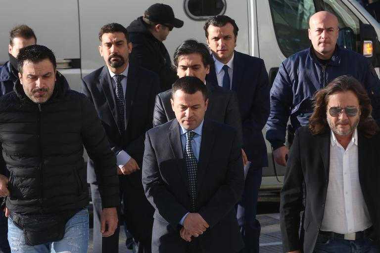 Κατάθεση στο ΣτΕ έδωσε ο ένας εκ των οκτώ τούρκων αξιωματικών | tanea.gr