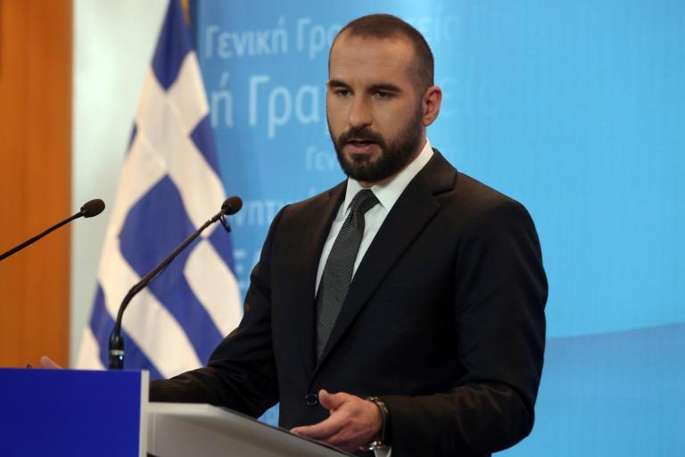Τζανακόπουλος: Ανεύθυνη και τυχοδιωκτική η αντιπολίτευση της ΝΔ   tanea.gr