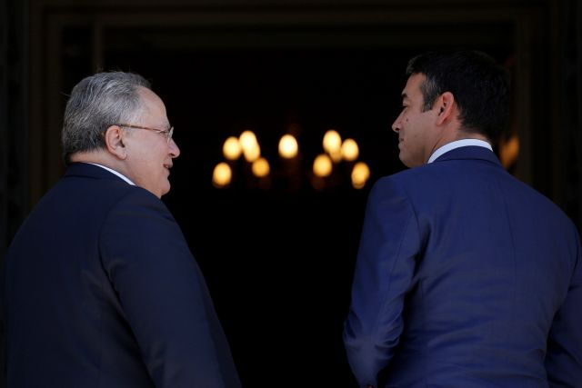 ΥΠΕΞ: Εποικοδομητική η συνάντηση με Νίμιτς και Ντιμιτρόφ για το Σκοπιανό | tanea.gr