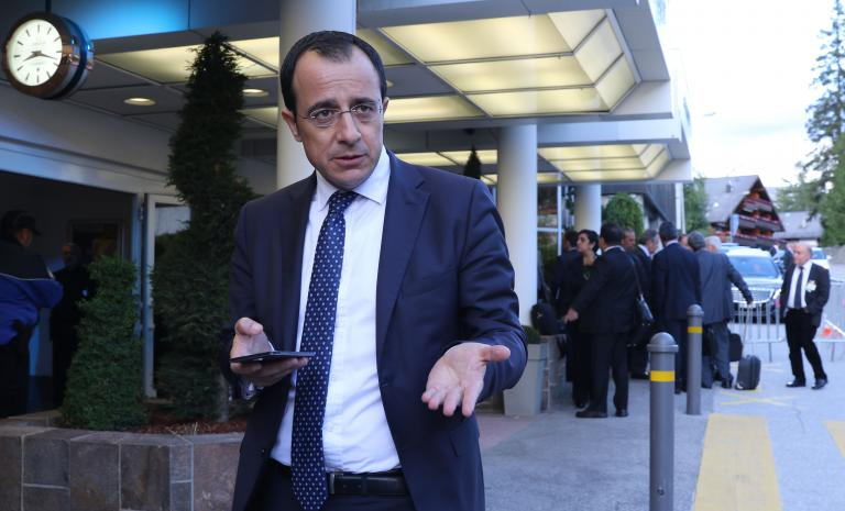 Κύπρος: Χρέη ΥΠΕΞ αναλαμβάνει ο Νίκος Χριστοδουλίδης | tanea.gr