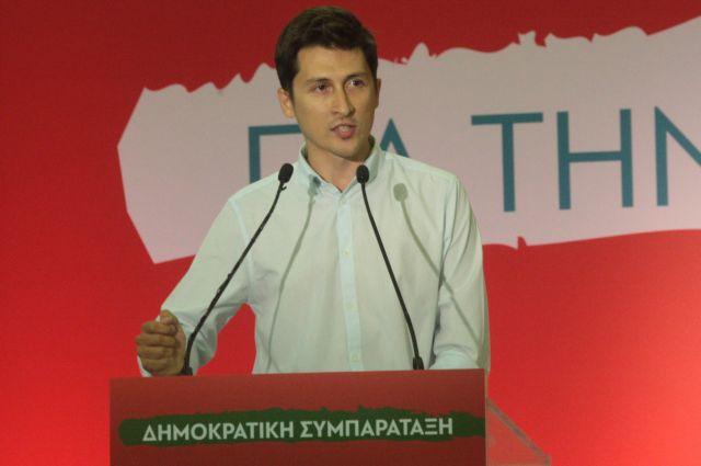 Χρηστίδης: Ο Τσίπρας ηθικός αυτουργός της προκλητικής στάσης των υπουργών | tanea.gr
