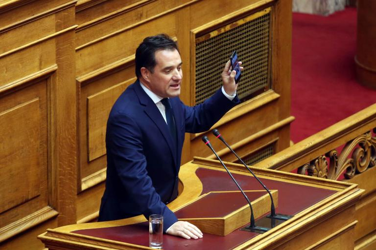 Αδωνις: «Τρίχες» η υπόθεση Novartis, θα τους κάνω ρεζίλι | tanea.gr